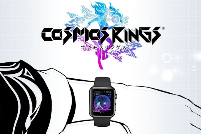 Square Enix's first Apple Watch RPG is stylish yet dull