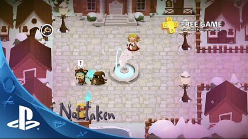PlayStation Plus nabs Road Not Taken, Dragon's Crown in August