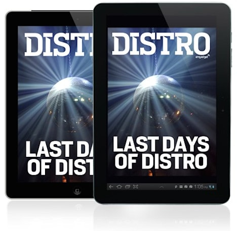 The last days of Distro