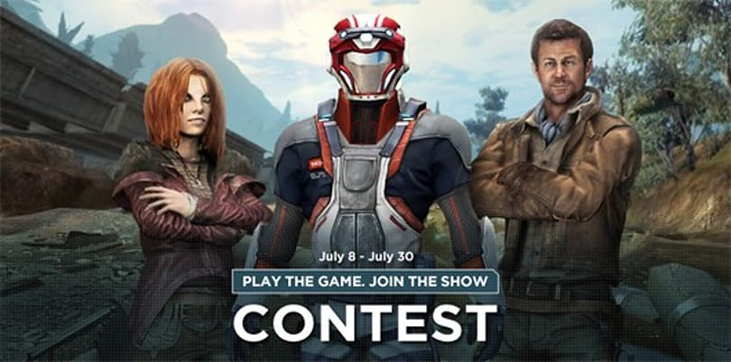 Play your way to an appearance in Defiance's second season