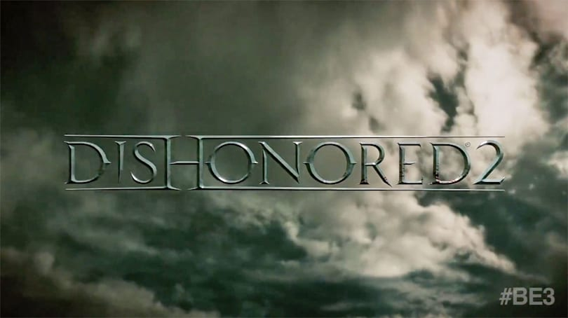 'Dishonored 2' gameplay teaser reveals new powers, casual time-travel