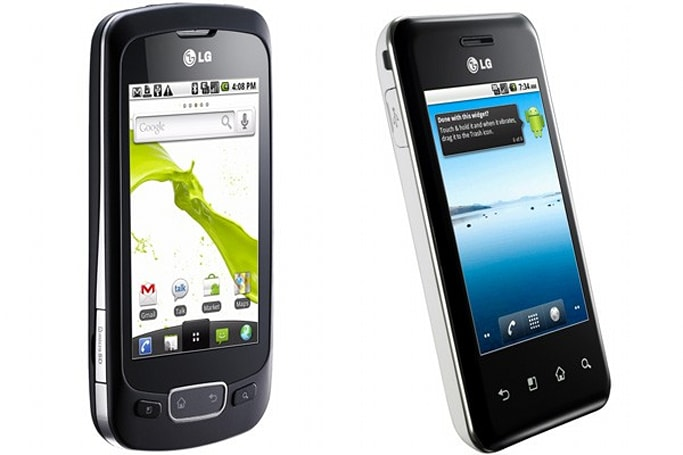 LG Optimus One and Optimus Chic specs confirmed, joining the Froyo party in November