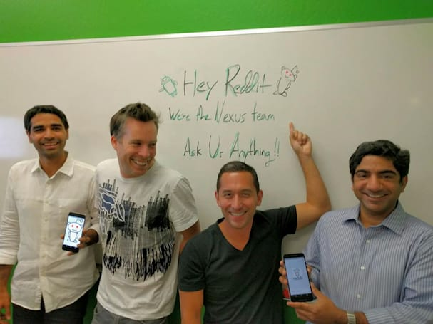 Ask the Nexus 5X and 6P developers anything right now on Reddit