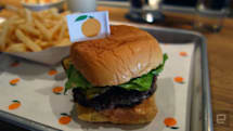 The Impossible Burger is a lab-made meatless treat for carnivores