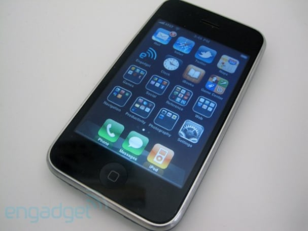 Apple investigating issues with iOS 4 upgrade on iPhone 3G
