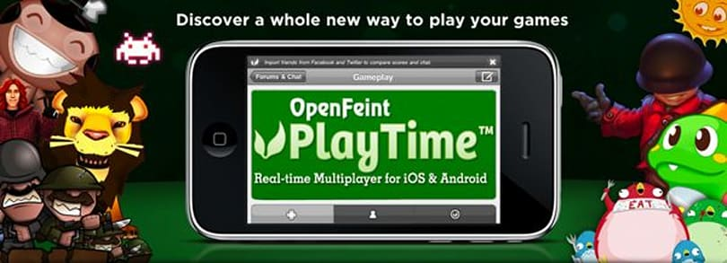 OpenFeint PlayTime brings cross-platform multiplayer gaming to iOS, Android