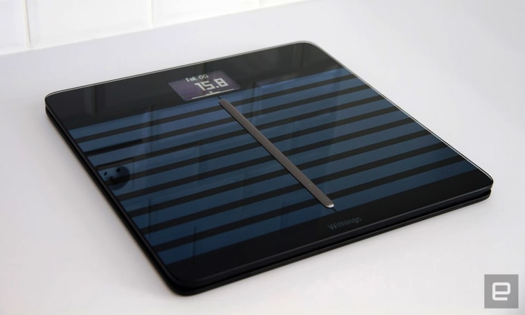 Withings Body Cardio: A stylish scale for fussy health nuts