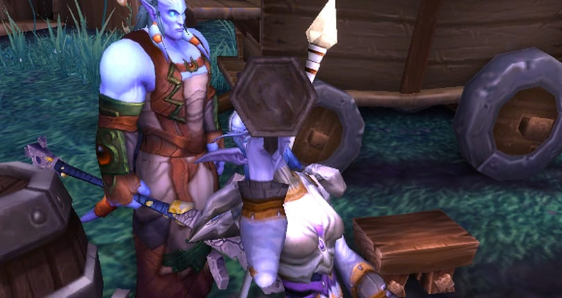 Warlords of Draenor: Jumping puzzles abound