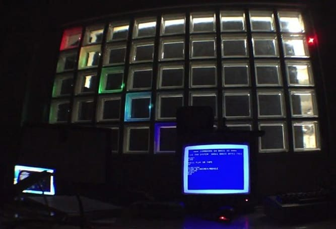 Metalab wires its Blinkenwall to run from Commodore 64, gives no word on the obligatory Tetris port (video)
