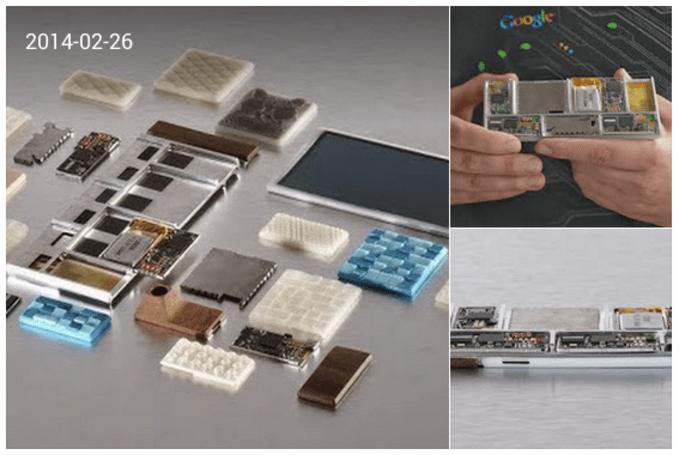Google's Project Ara modular smartphone gets a trio of dev conferences