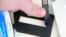 ChargeCard now shipping with micro-USB connector, we go hands-on