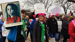 Women's March Attendees on Why They Marched