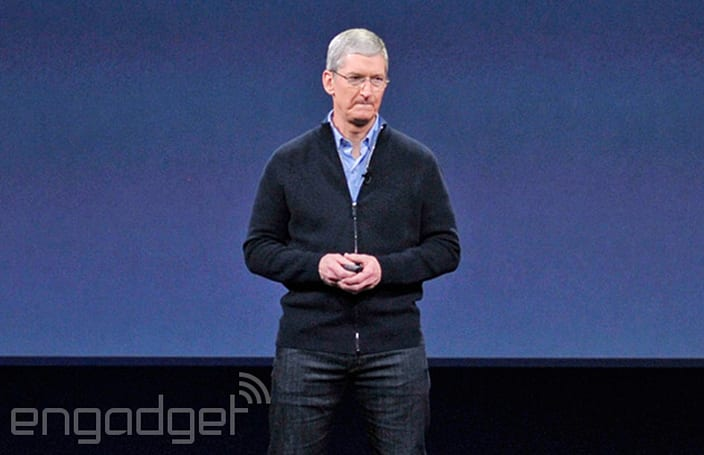 Apple's Tim Cook calls state discrimination laws 'dangerous'