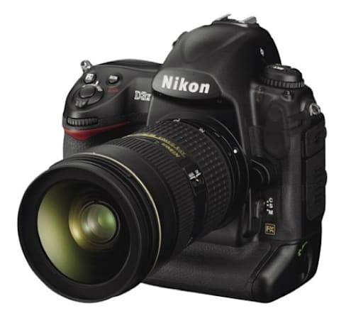 Nikon D3x reviewed: unmatched image quality, steep price tag