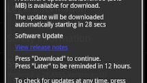 Droid 2 update begins with promise of better battery life and more