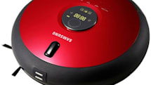 Samsung's Furot II robovac wants a piece of your Roomba
