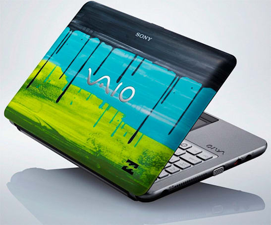 Sony hangs ten with Billabong, pops out gnarly special edition VAIO W netbook