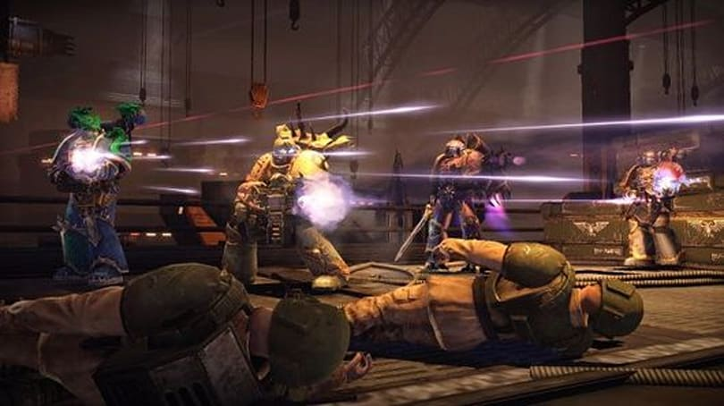 Space Marine DLC unleashes chaos this December for $10