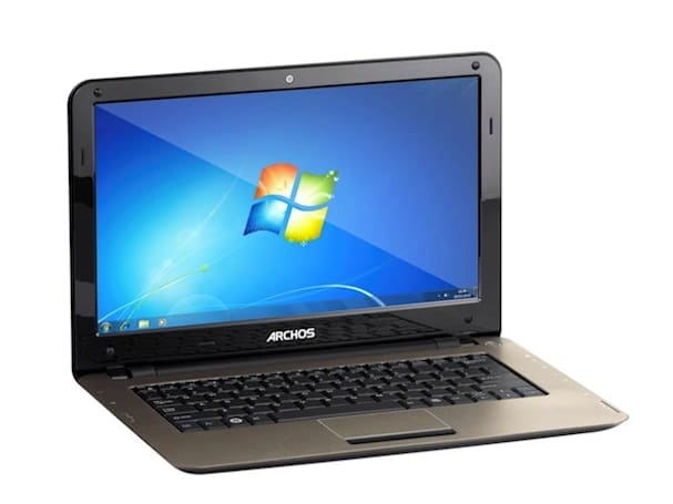 Archos 13 laptop arrives in France