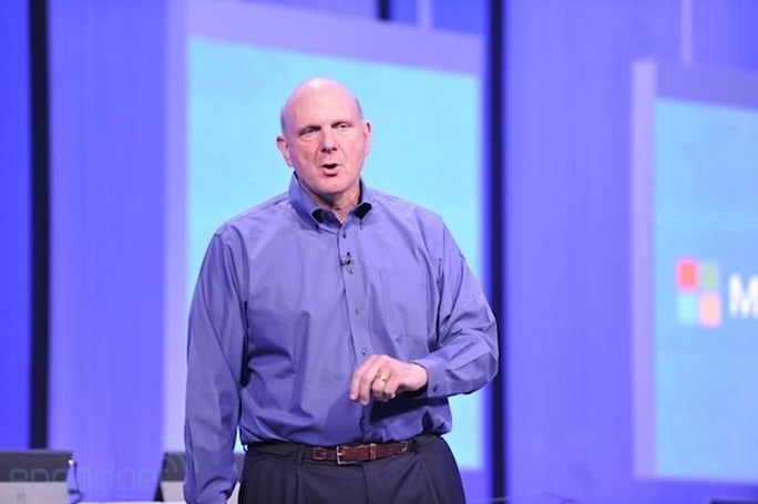 Microsoft: Steve Ballmer stepping down within a year