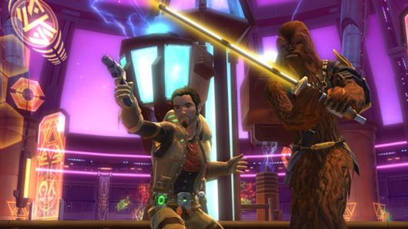 Star Wars: The Old Republic's Jeff Hickman encourages player feedback on F2P changes