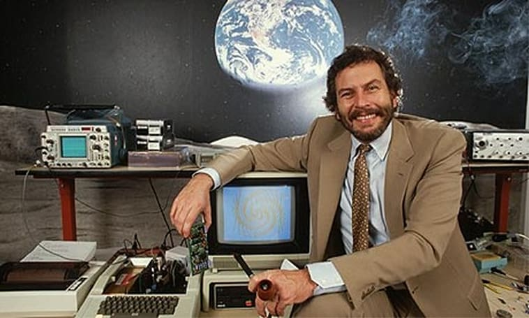 Nolan Bushnell and Tom Virden join Atari board; Harrison and Gardner depart