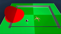 Google AI learns how to play soccer with a virtual ant