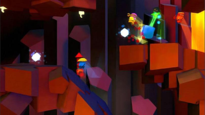 Atomic Ninjas bring indirect death to PS3 and Vita next week