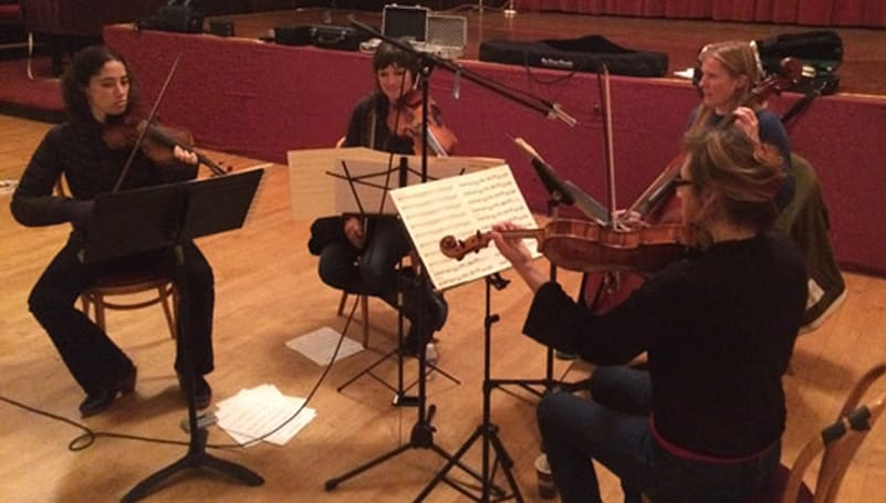 Classic game themes get classier in string quartet album The String Arcade