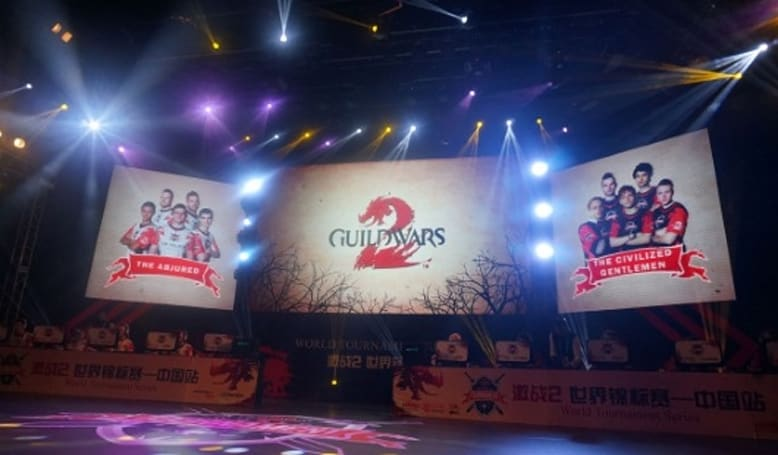 Win part of a $50,000 pool at Guild Wars 2's PAX East tournament