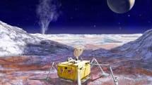 NASA wants to send a life-detecting lander to Europa