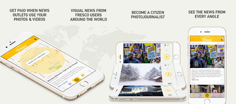 Fresco News teams with Fox stations for crowd-sourced coverage