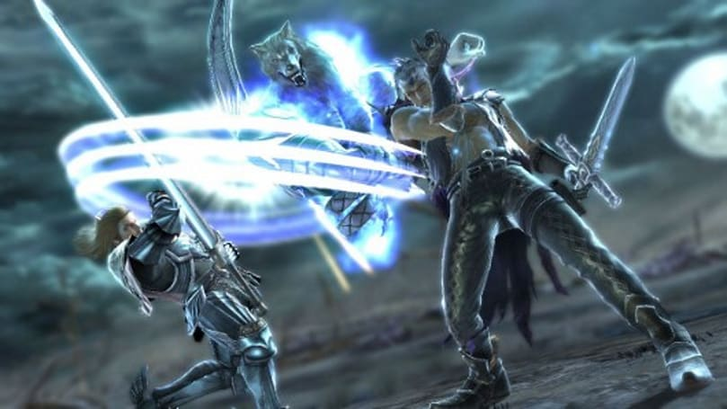 SoulCalibur 5 hits up PSN, Games on Demand on April 23