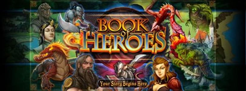 First Impressions: Book of Heroes