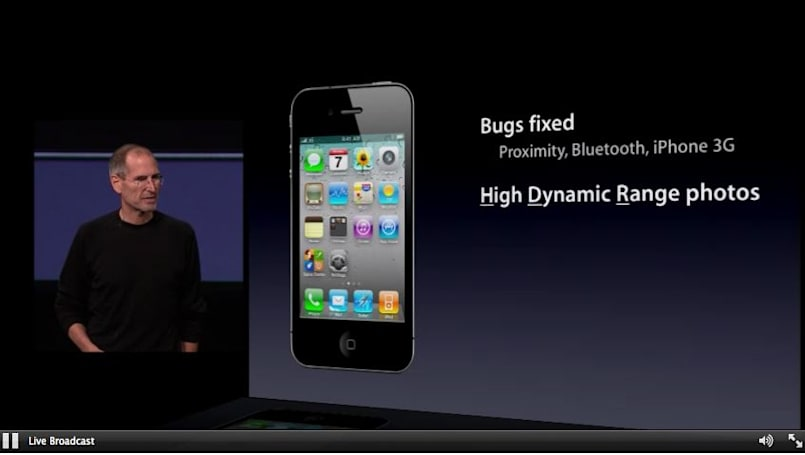 Apple announces the release of iOS 4.1