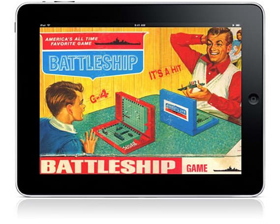 Battleship HD app lets you sink ships on your iPad