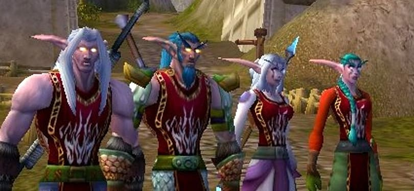 It came from the Blog: Vote for your favorite tabard!