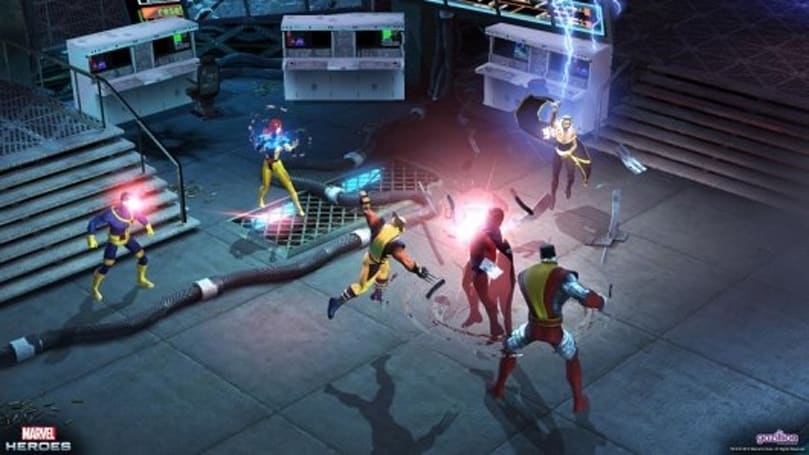 Marvel Heroes makes it easier to earn new superheroes