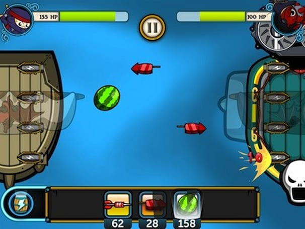 Powder Monkeys offers challenging fun for young gamers