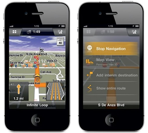 Navigon 2.0 arrives for iPhone with new name, lets users download maps by state (video)