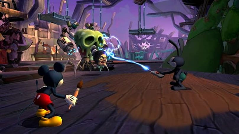 The power of inclusion in Epic Mickey 2