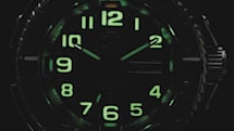 Reactor Never Dark watches glow for ten years