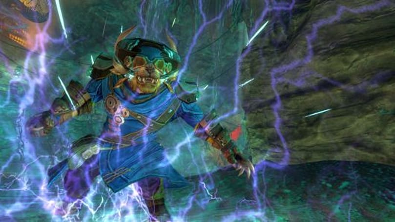 Guild Wars 2 sheds a little more light on the Aetherblade Pirates