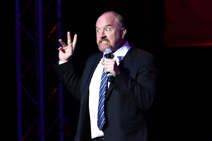Louis CK's app gives you direct access to his comedy shows