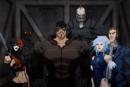 Batman animated film based on Arkham series gets suicidal trailer