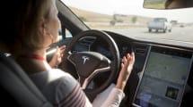 Tödlicher Tesla-Unfall: Auto fuhr zu schnell