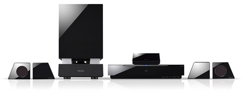 Pioneer's LX01BD Blu-ray home cinema system now available in Europe