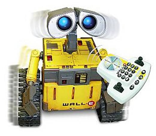 Disney's $249 remote-controlled Wall-E up for pre-order