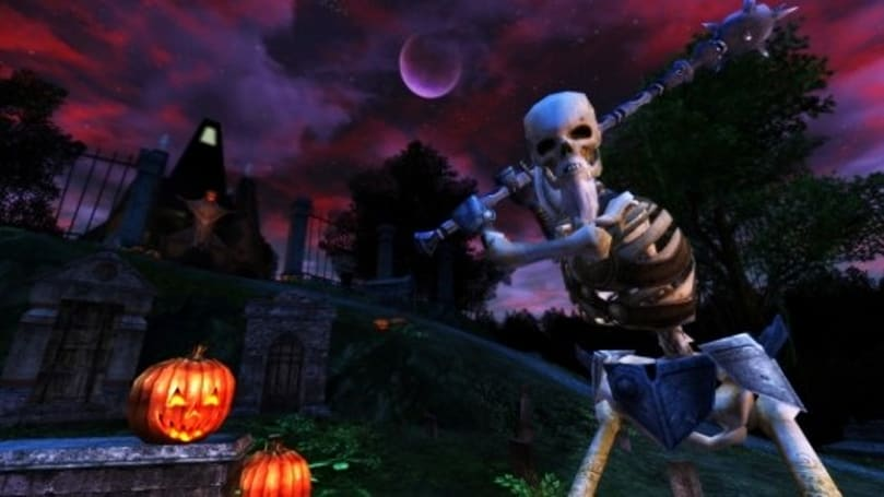 The Daily Grind: What are your plans for MMO Halloween?