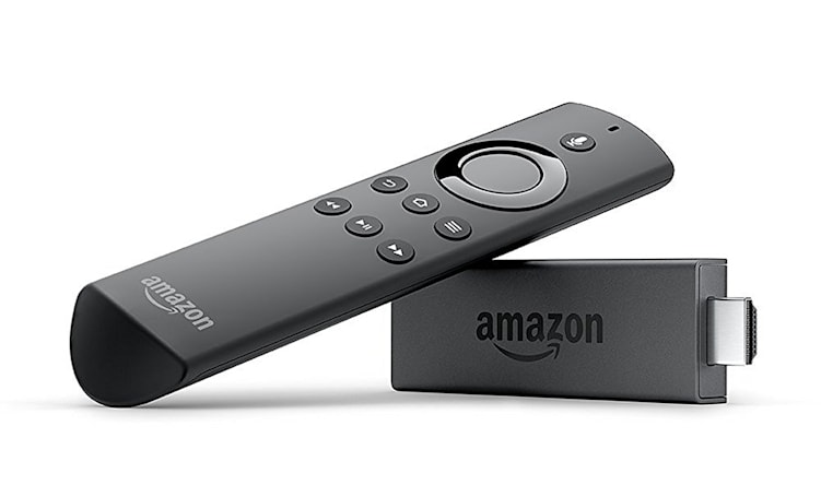 Amazon's new Fire TV Stick comes with an Alexa remote for $40